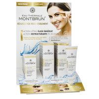 Montbrun cosmetica op basis van thermaal water
